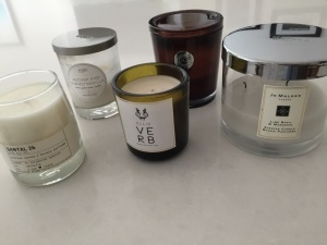 WithinWalls.com Candles