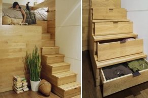 staircase_bedroom